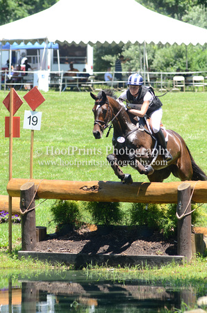 "2012, ""Cross Country"", Eventing, Intermediate, ""Kendyl Tracy"", Surefire"