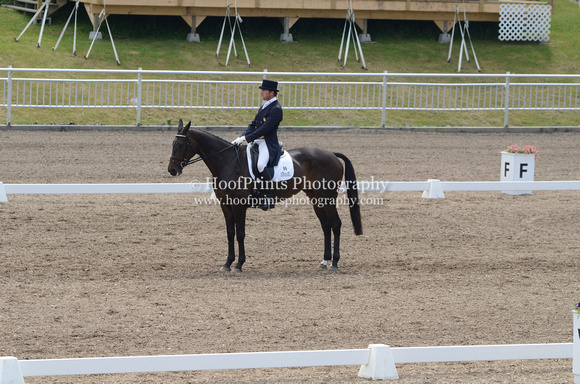 2012; Andromaque; Bromont; Dressage; Eventing; Horse Trials; Will Faudree