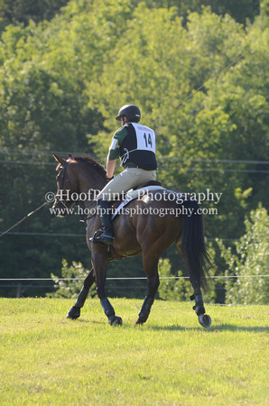 2012, Bromont, Cody Sturgess, Cross Country, Eventing, Horse Trials, Imperial Melody