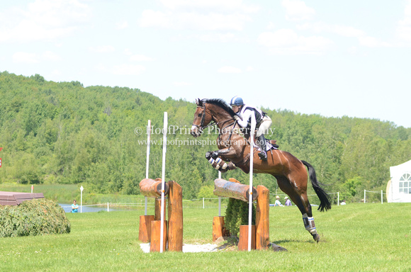 2012, Bromont, Eventing, Hannah Burnett, Harbor Pilot, Horse Trials