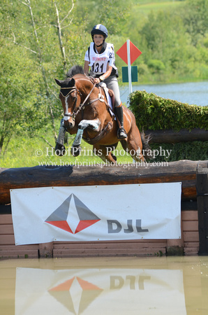 2012, Bromont, Cross Country, Etoile, Eventing, Horse Trials, Mia Dover-Terrettaz