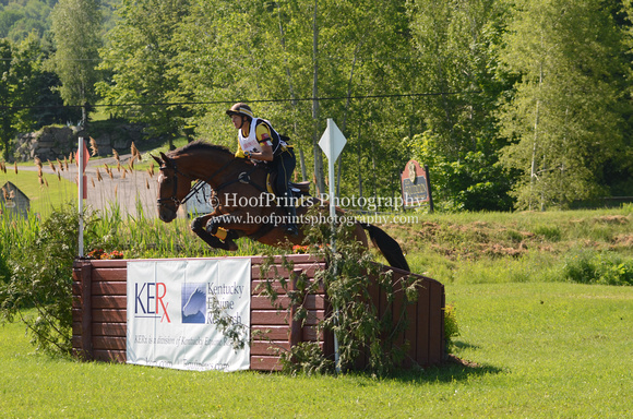2012, Bromont, Eventing, Flying Finn, Horse Trials, Penny Rowland