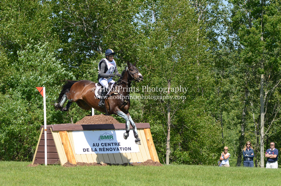 Top Gun; 2012; Blair Nicol; Bromont; Cross Country; Eventing; Horse Trials