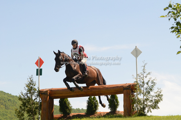 2012; Bromont; Cross Country; Eventing; Horse Trials; Roksolana; Haley Armstrong-Laframboise
