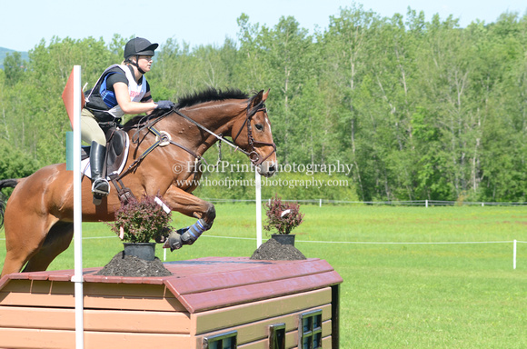 "2012, Bromont, ""Cross Country"", Eventing, ""Horse Trials"", ""Illusion of You"", ""Marina Royston"""