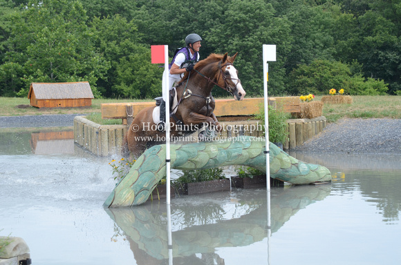 "2012, ""Ann Louise Markert"", ""Cross Country"", Eventing, ""Glenords Celtic Rhythm"", ""Horse Trials"", ""Maryland HT"", ""Water Jump"""