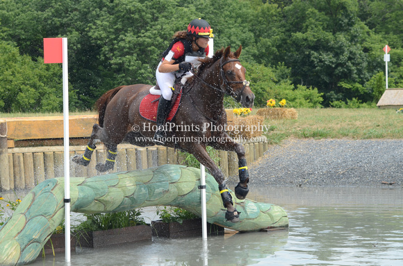 "2012, ""Corrine Frankel"", ""Cross Country"", Eventing, ""Horse Trials"", ""Loose N Cool"", ""Maryland HT"", ""Water Jump"""