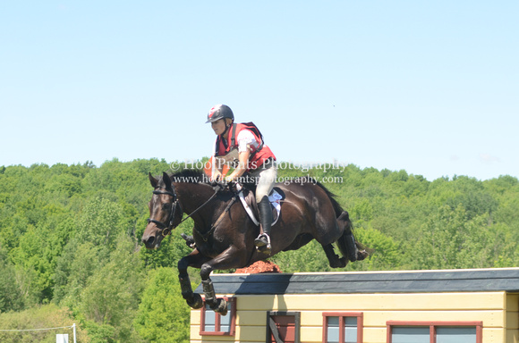 2014; A Little Romance; Bromont; CCI***; Competition; Cross Country; Eventing; Horse Trials; Jessica Phoenix;