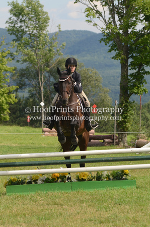 2014, Competition, Eventing, Gallop, Horse Trials, Olivia Saint-Laurent, Robinson HT, Secret Garden