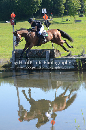 "2014, ""Biana de Cabra"", Competition, ""Cross Country"", Eventing, ""Horse Trials"", ""Marie Limpalaer"", ""Robinson HT"", ""Water Jump"""