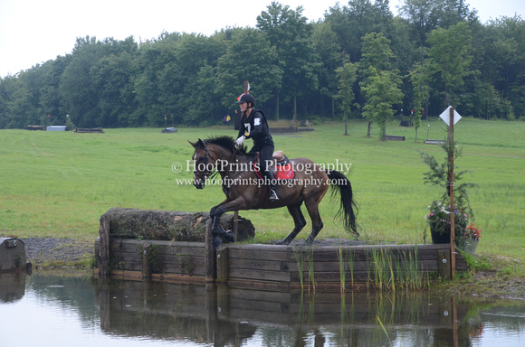 2014, Challenger, Competition, Cross Country, Eventing, Horse Trials, Isabelle D'Anjou, Robinson HT