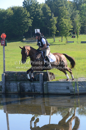 "2014, Competition, ""Cross Country"", Eventing, ""Frederick Lagimoniere"", ""Horse Trials"", Kinsale, ""Robinson HT"", ""Water Jump"""