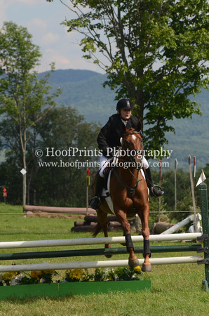 2014, Anne Phaneuf, Competition, Eventing, Horse Trials, Lynda Lucky, Robinson HT
