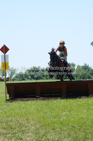 "2012; ""Cross Country""; Eventing; ""Horse Trials""; ""Laura Dombrowski""; Novice; Surefire"