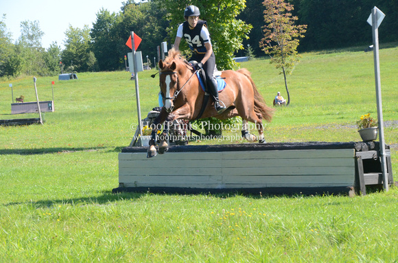 "2014, Competition, ""Cross Country"", ""El Quinto"", Eventing, ""Horse Trials"", ""Robinson HT"", ""Sophie Chabot"""