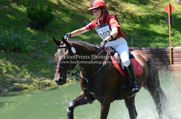 "2012, ""Cross Country"", Eventing, ""Horse Trials"", ""Katherine Sunderland"", Surefire, Training"
