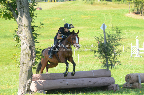 "2014, Alize, ""Chloe Emond"", Competition, ""Cross Country"", Eventing, ""Horse Trials"", ""Robinson HT"""