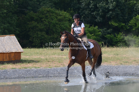 "2012, ""Cross Country"", Eventing, Gallop, ""Horse Trials"", ""Maryland HT"", ""Nikki Smith"", RJ, ""Water Jump"""
