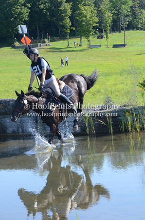 "2014, Competition, ""Cross Country"", Eventing, ""Horse Trials"", ""Not Guilty"", ""Penelope Haguette"", ""Robinson HT"", ""Water Jump"""