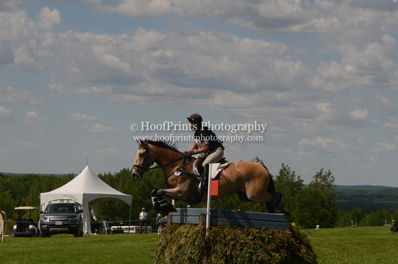 "2014; Bromont; Eventing; ""Horse Trials""; ""Callie Evans""; ""Glendening Avis""; ""Cross Country""; CCI**"