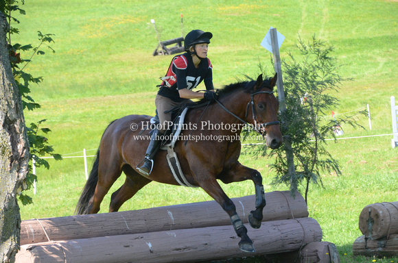 "2014, Competition, ""Cross Country"", Eventing, ""Horse Trials"", Muggsy, ""Robinson HT"", ""Sophie Bourbeau"""